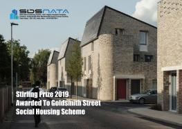 Stirling Prize 2019 Awarded To Goldsmith Street Social Housing Scheme