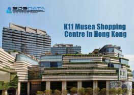 K11 Musea Shopping Centre In Hong Kong