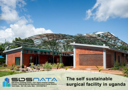 The self sustainable surgical facility in Uganda