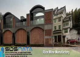 Rice Wine Manufactory