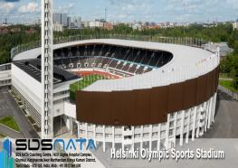 Helsinki Olympic sports stadium