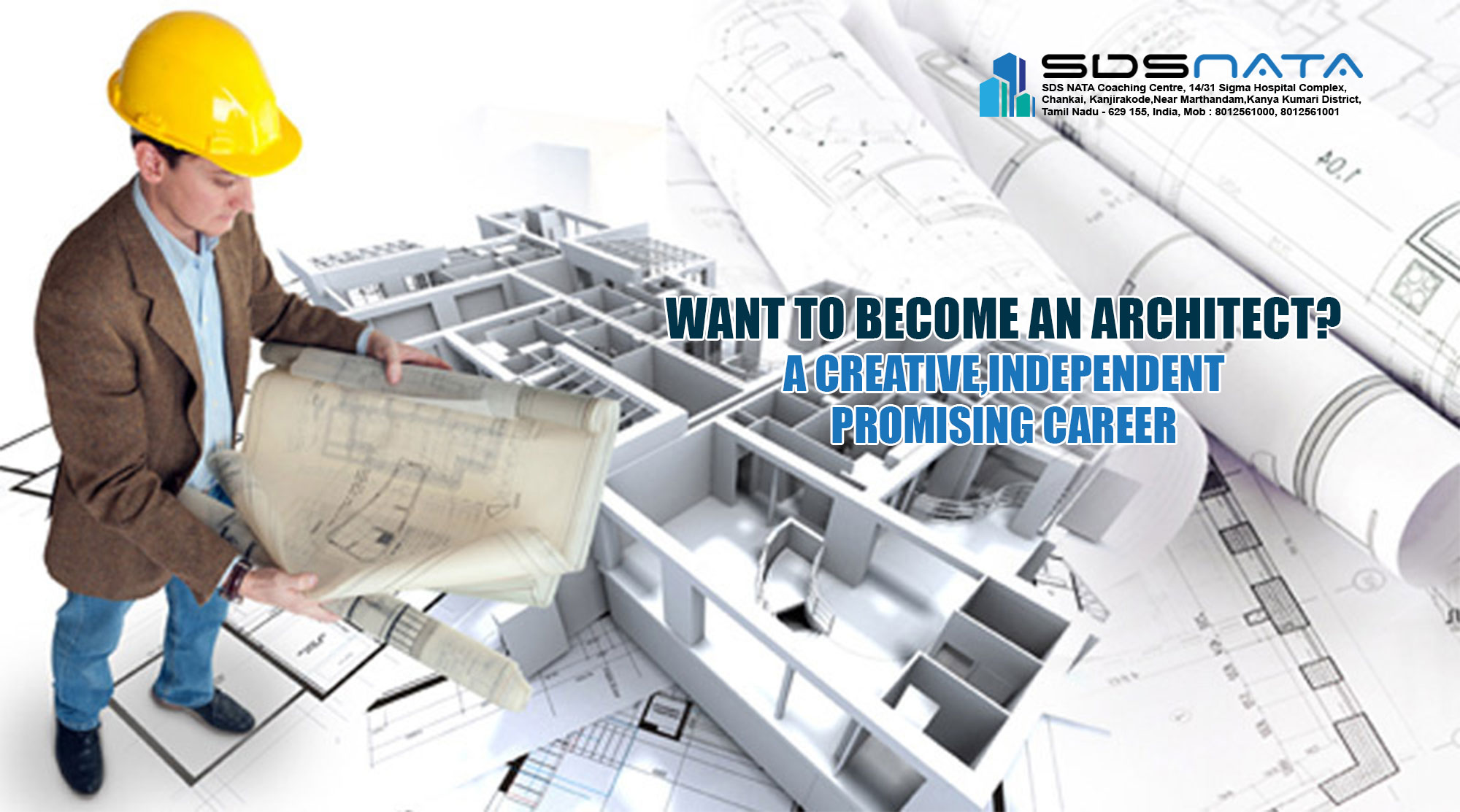 Want to become an Architect?